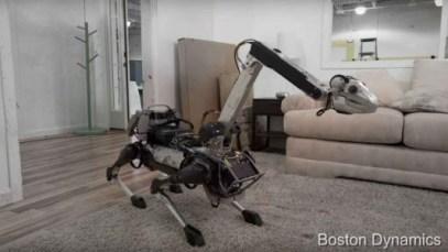 O uso dos robôs pode trazer monstros mecânicos, mas menos dotados que um inseto.