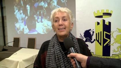 ucetta Scaraffia. Professora de História Contemporânea da Universidade de Roma la Sapienza.