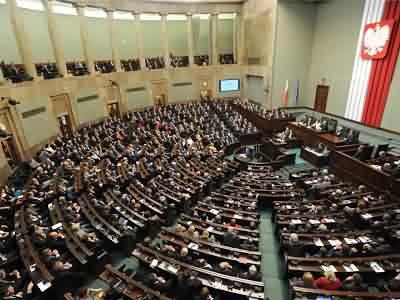 Parlamento da Polonia