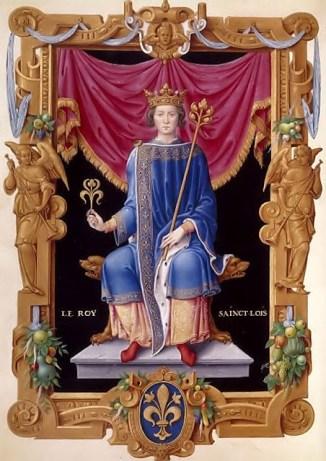 São Luís IX, rei da França