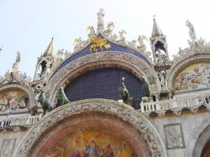 Veneza, catedral de San Marcos, catedrais medievais
