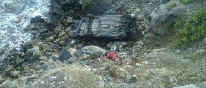Βουτιά θανάτου με το αυτοκίνητο σε γκρεμό 230 μέτρων - Νεκρή 42χρονη στην ΕΟ Ιτέας - Αντιρρίου