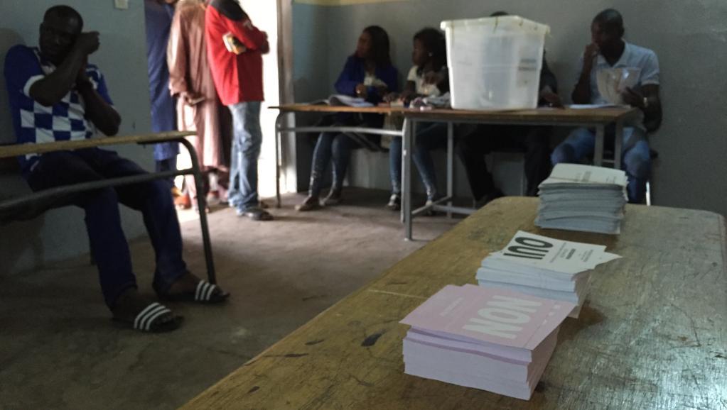Présidentielle 2019: le premier bureau de vote inclusif pour les