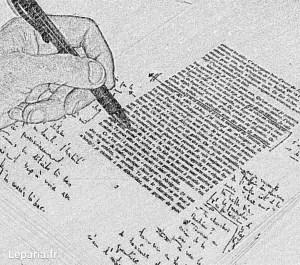 Écriture expérimentale
