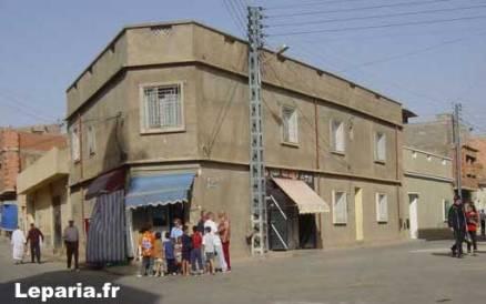 SBA Sidi Yacine - haouch et hanout