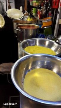 Couscous Cuisine Commune Libre d'Aligre Leparia