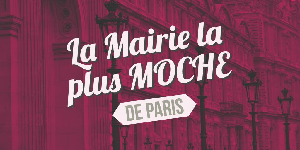 Mairie la plus moche de Paris