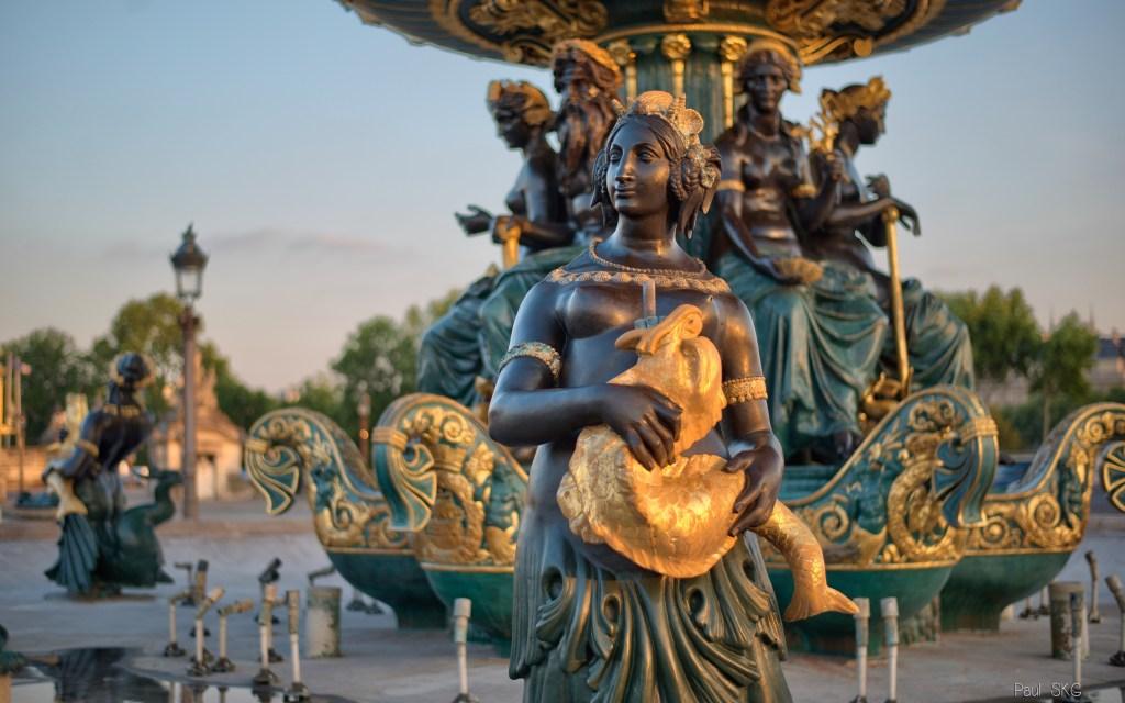 plus belles fontaines de paris fontaine des mers