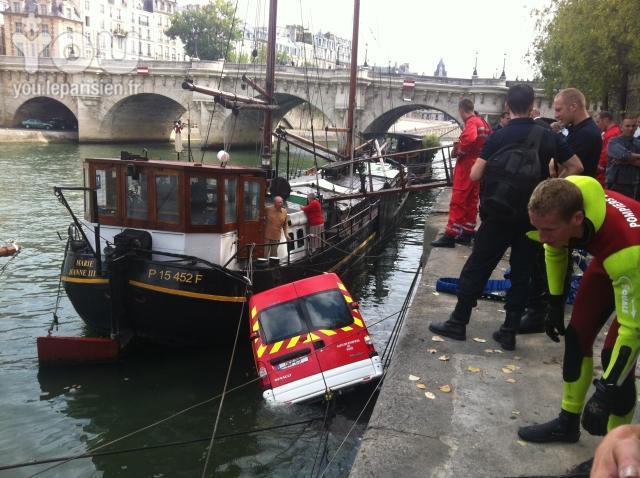 Les photos les plus incroyables de la Seine
