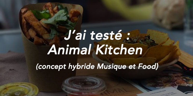 animal kitchen