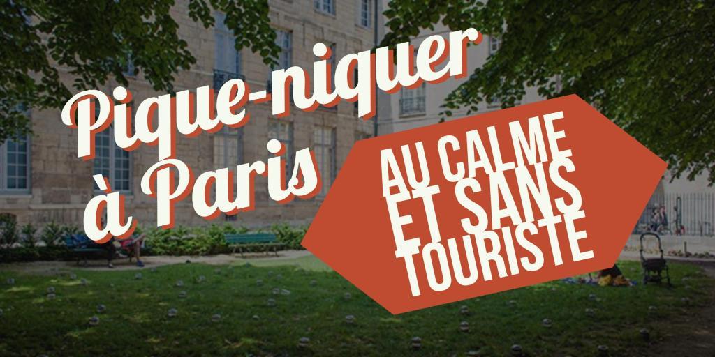 Pique-niquer à Paris