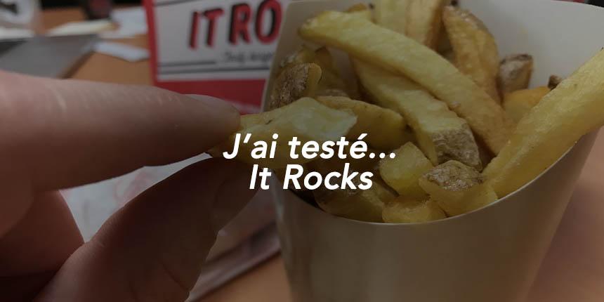 it rocks