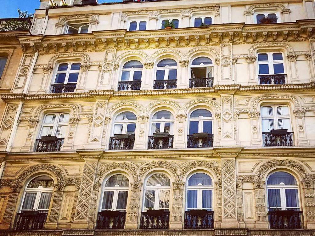 plus belles façades de Paris