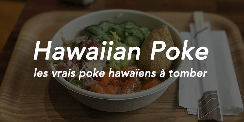 Hawaiian-Poke