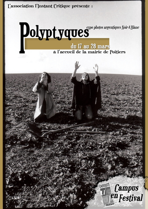 affiches polyptyques