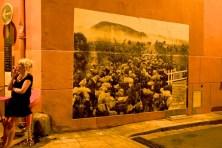 Benoît Gysembergh: des milliers de Hutus réfugiés après le génocide reviennent au Rwanda et fuient les rebelles Tutsis, novembre 1996.