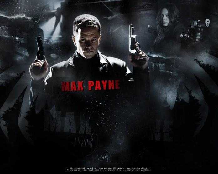 8. Max Payne