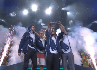 Liquid memenangkan The International 2017