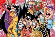 One Piece Latest Manga