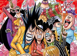 One Piece Latest Manga