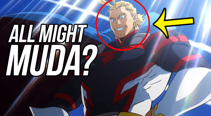 All Might Muda?