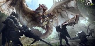 Monster Hunter World 60 fps