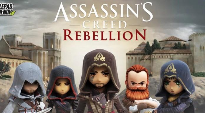 Assassin's Creed Rebellion Telah Rilis di Android dan iOS!