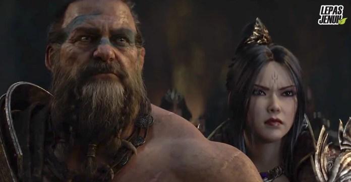 Saham Activision-Blizzard Turun 7% Karena Diablo Immortal