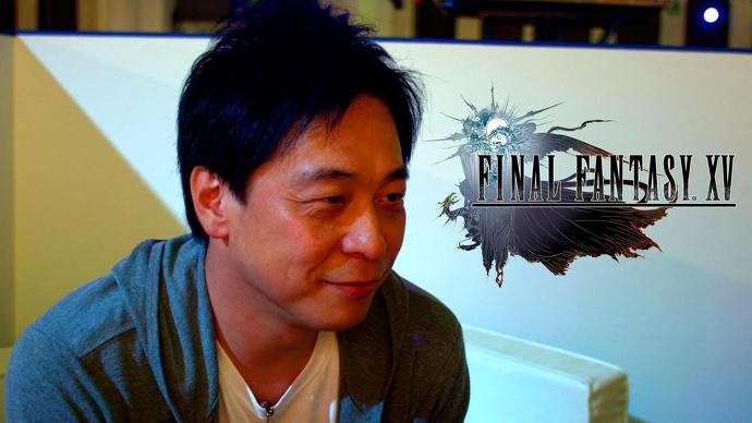 Hajime Tabata Final Fantasy XV