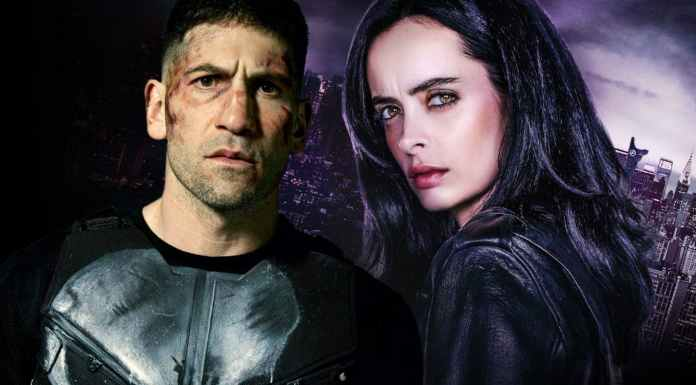 Jessica Jones & The Punisher