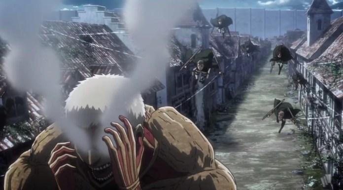 Shingeki no Kyojin Season 3 Part 2 - Episode 2 cpver