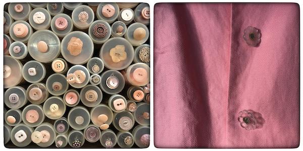 Choix de la couleur des boutons