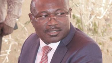Photo of EDDIE KOMBOIGO, PRESIDENT DU CDP