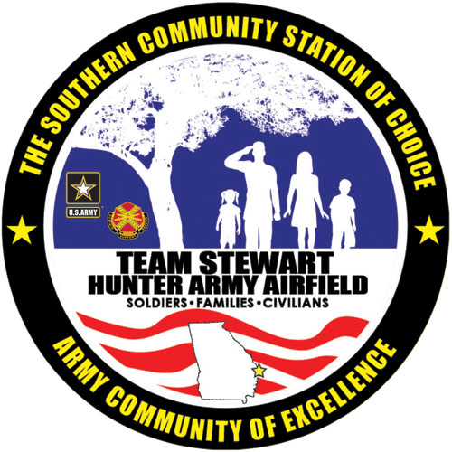Fort Stewart/Hunter Army Airfield Logo