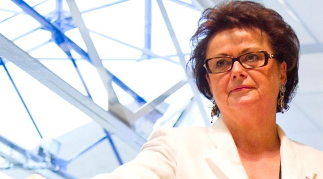 Christine Boutin : « La vie politique française est complètement bipolarisée »