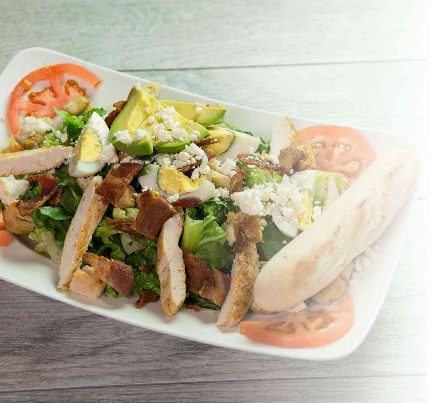 Sandwiches and salads in Boulder