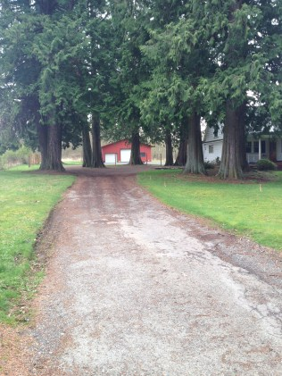 Entry to the Farm House