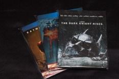 Steelbooks Trilogie The Dark Knight (1)