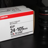 [GROS Achat] Objectif Canon EF IS USM 24 - 105 mm f/4.0 série L