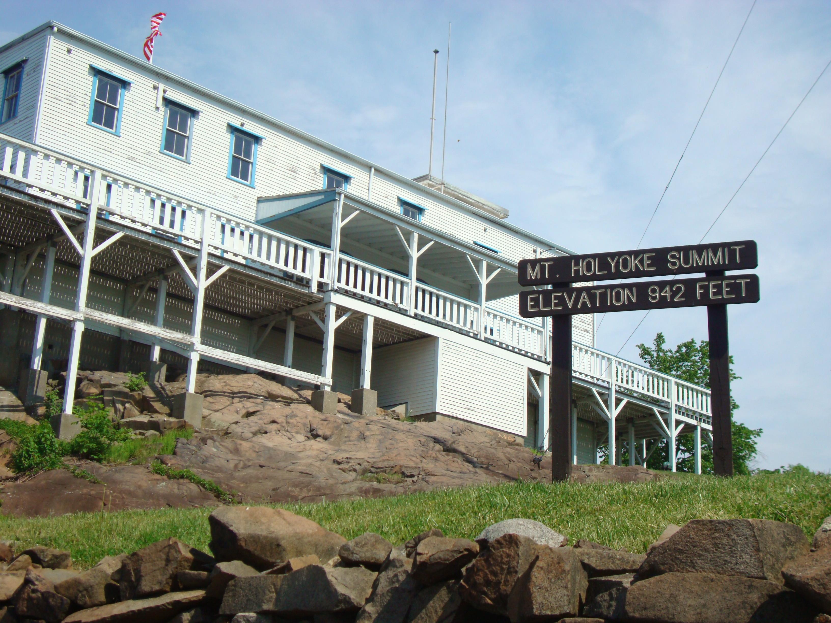 The Summit House, Mount Holyoke