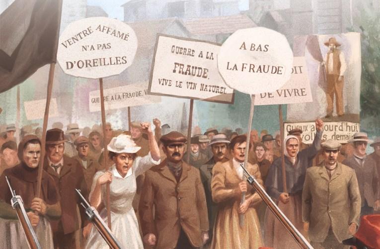 La BD « Vinifera : les révoltes vigneronnes » : Trente années qui bouleversèrent la filière viti-vinicole