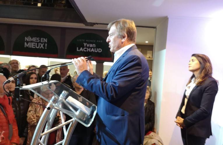 Yvan Lachaud investi par laRem