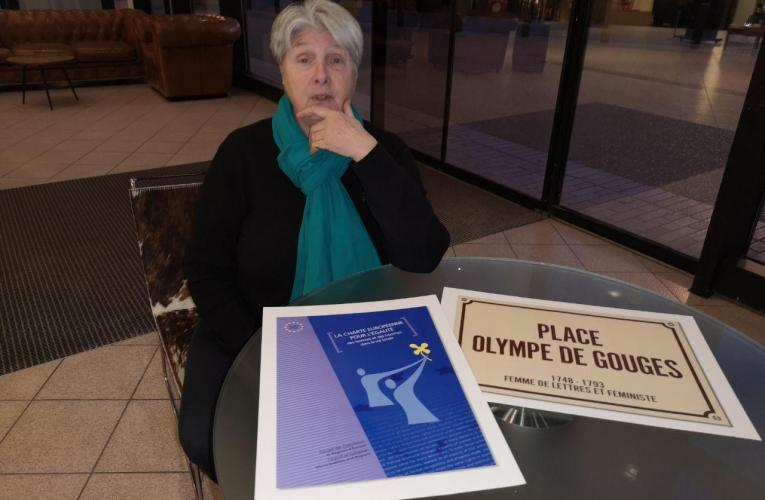 Sibylle Jannekeyn : «Donner les moyens aux femmes de s'affirmer dans la cité»