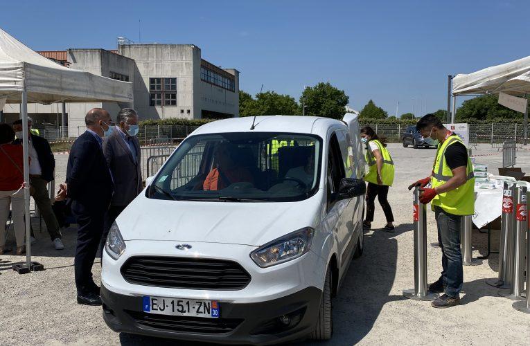 Déconfinement : la vie reprend à Nîmes pour les hôtels, bars et restaurants mardi 2 juin