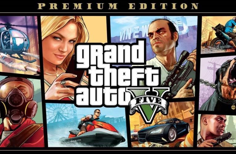 GTA V, l'édition Premium est disponible gratuitement sur la boutique Epic Games du 14 au 21 mai