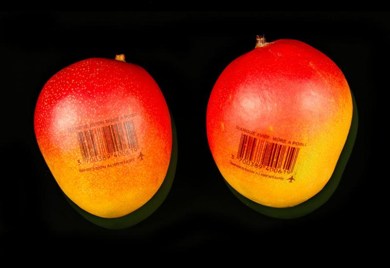 fruit tatoué