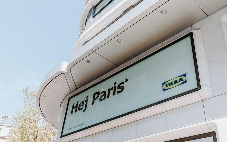 Un Magasin Ikea En Plein Cœur De Paris Lepetitjournalcom