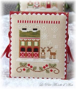 Reindeer Stables flatfold
