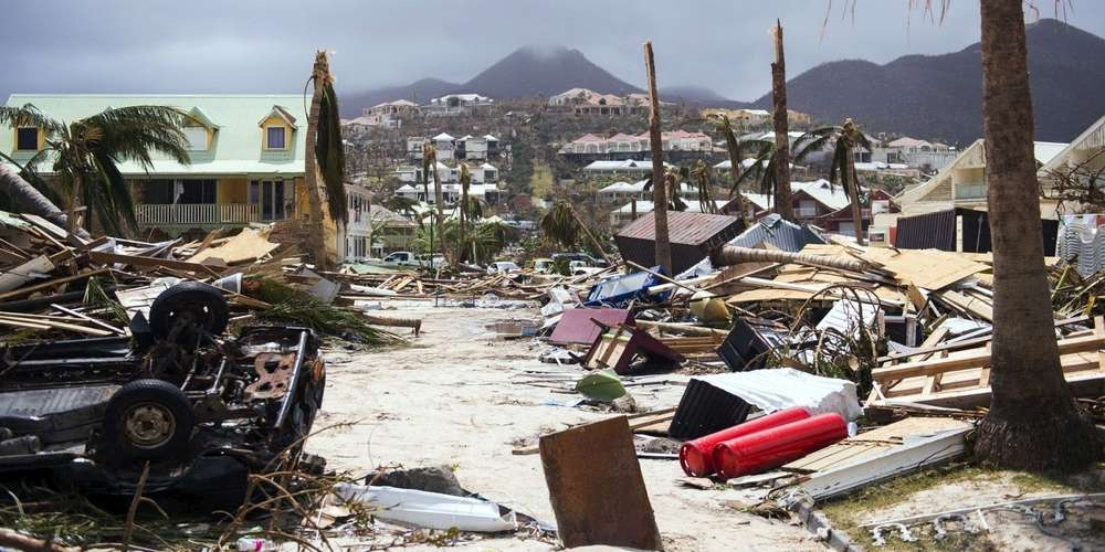 Irma : un ouragan dévastateur