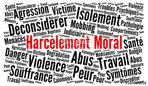 Non au harcèlement scolaire !